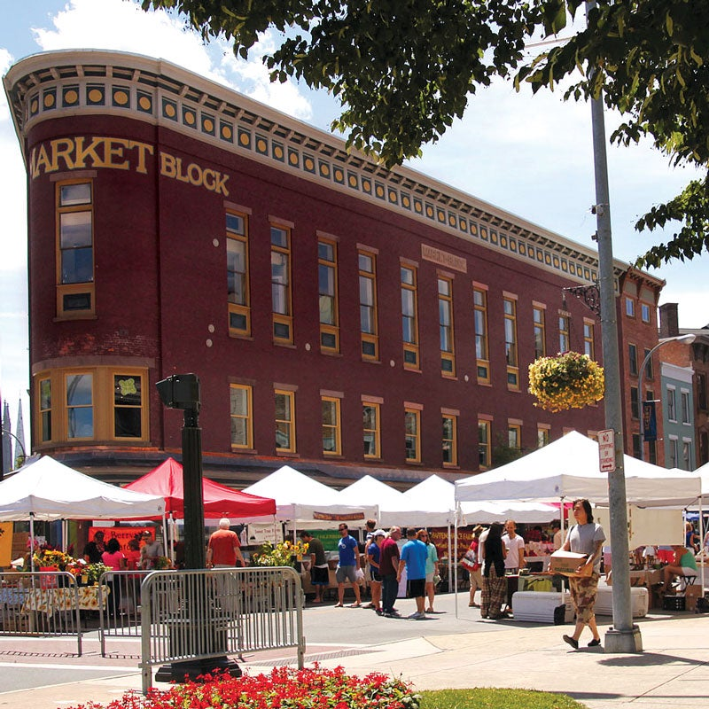 Troy Farmers' Market